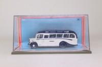 Corgi OOC 42501; Bedford OB Duple Vista Coach; With Quarterlights; Royal Blue, Dest: St Ives