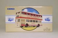 Corgi Classics 97230; Leyland Atlantean Bus; Ribble: Rt X30 Manchester; Gay Hostess