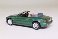 Edison Giocattoli 870521; 1993 Aston Martin DB7 Vantage Volante; British Racing Green