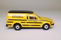 Corgi Classics 498; Ford Escort Van MkIII 55; Manchester Evening News