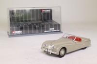 Corgi Classics 02902; Jaguar XK120; Open Top, Lavender Grey