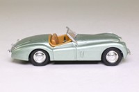 Vanguards VA05904; Jaguar XK120; Pale Green Metallic
