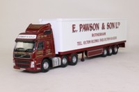 Corgi Classics CC13506; Volvo FM; Artic Box Trailer; E Pawson & Son Ltd