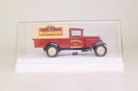 Solido 4409; 1930 Citroen C4F; Delivery Van, Budweiser