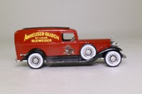 Solido 4061; 1931 Cadillac V16; Delivery, Annheuser-Busch, Budweiser