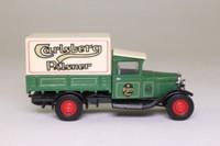Models of Yesteryear YGB05; 1932 Ford Model AA 1 1/2 Ton Truck; Carlsberg Pilsner Lager