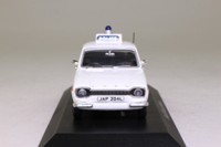 Atlas Editions 4 650 110; Ford Escort Mexico; Sussex Police
