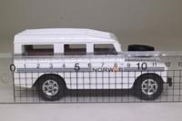 Corgi 421; Land-Rover Series 3 109 Station Wagon; NORWEB, White. North Western Electricity Board