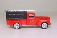 Solido 4425; 1940 Dodge Truck; Beverley Hills Fire Dept