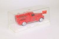 Solido 4415; 1940 Dodge Truck; Water Tanker, Sellersville Fire Dept, Red