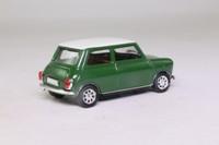 Solido 1821; 1969 BL Mini Cooper; Green, White Roof
