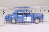Solido 1935; 1963 Renault R8; Gordini, 1967 Monte Carlo Rally; RN104