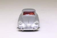 Dinky by Matchbox DY-25; 1958 Porsche 356A Coupe; Metallic Silver