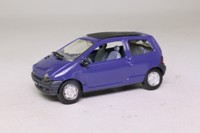 Solido 1528; 1992 Renault Twingo; Purple