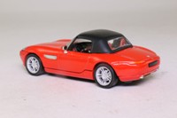 Solido 1581; 2000 BMW Z8; Soft Top, Red