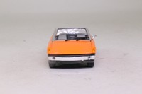 Solido 1846; 1970 VW Porsche 914/6; Open Top, Orange, Black