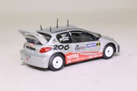 Solido 1586; Peugeot 206 WRC; 2002 World Champion; Marcus Gronholm; RN2