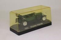 Solido 4162; 1926 Hispano Suiza Decouvrable; Open Torpedo, Green