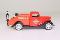 Solido 82103; 1934 Ford V8 Truck; Wrecker, Seattle FD