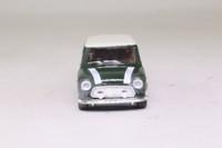 Solido 1836; 1995 BL/Rover Mini; John Cooper, British Racing Green