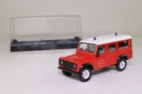 Solido 4828; Land Rover Defender 110; Pompiers, La Savoie
