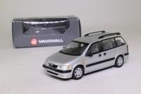Schuco 1799527; Vauxhall / Opel Sintra; Metallic Silver