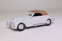 Solido 4595/06; 1939 Alfa Romeo 6C 2500 Sport; As Impressed by Control Comission Austria, Wartime