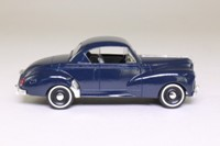 Solido 45105; Peugeot 203 Coupe; Dark Blue