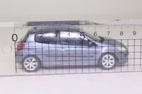Solido 15110; 2005 Renault Clio; Metallic Grey