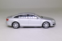 Solido 3301; 2006 Audi A6 (C6); Metallic Silver