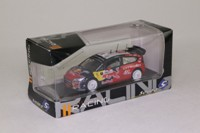 Solido 3420; Citroen C4 WRC; 2008 Rallye de France 1st; Loeb & Elena; RN1
