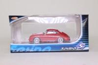 Solido 43107; Porsche 356A; 1956; Red