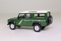 Solido 1543; Land Rover Defender 110; County Station Wagon, Bronze Green