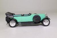 Solido 4162; 1926 Hispano Suiza Decouvrable; Torpedo, Open Top, Green