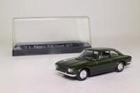 Solido 1818; 1978 Peugeot 504 Coupe V6; Metallic Racing Green