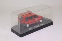 Solido 4812; 1998 Renault Kangoo; Fire Service, Pompiers
