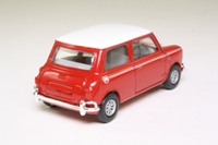 Corgi Classics 98136; BMC Mini Cooper (1:43); Cooper; Red, White Roof