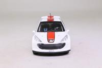 Solido 3316; 2000 Peugeot 207 Super; White