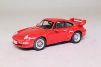 Solido 3319; 1996 Porsche 911 GT2; Bright Red