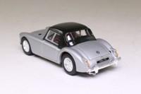 Corgi Classics D730/1; MGA Sports Car; Hard Top, Silver & Black