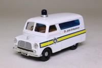 Corgi Classics 96923; Bedford CA Van; St Johns Ambulance