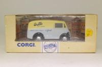Corgi Classics 99801; Morris J Van; Walls Ice Cream; Blue/Cream