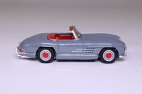 Corgi Classics 96411; Mercedes-Benz 300 SL Roadster; Open Top, Grey