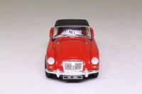 Corgi Classics D732/1; MGA Sports Car; Soft Top, Red, Black Top