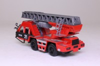 del Prado; 1985 Morita Super Gyro Fire Ladder MLEX5-30; Red
