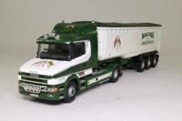 Corgi Classics CC12803; Scania T-Cab; Bulk Tipper: Maguires of Cheltenham