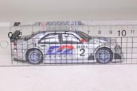 ONYX XT023; Mercedes Benz C Class Touring Car; 1996 ITC, Dario Franchitti, RN2