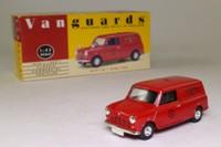 Vanguards VA14001; Austin Mini Van; Royal Mail