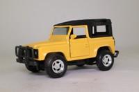 Newray 44323; Land-Rover Defender; Station Wagon, Yellow