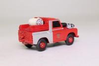 Corgi Classics CS90065; Land-Rover Series 2 88in Truck Cab; City of Bath Fire Service; Fire Heroes